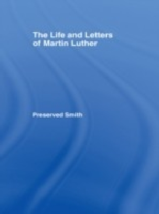 Life and Letters of Martin Lu Cb