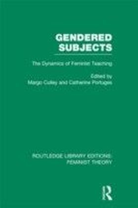 Gendered Subjects (RLE Feminist Theory)