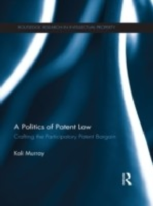Politics of Patent Law