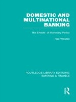Domestic and Multinational Banking