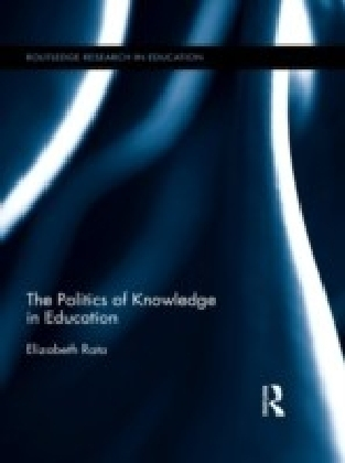 Politics of Knowledge in Education