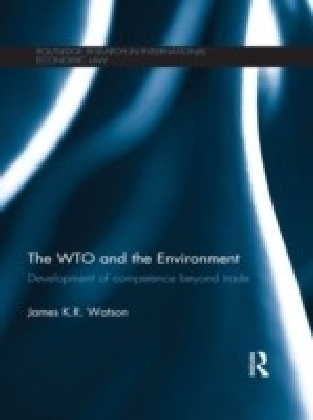 WTO and the Environment