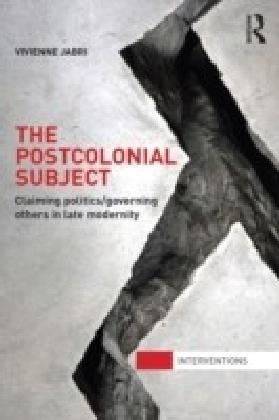 Postcolonial Subject