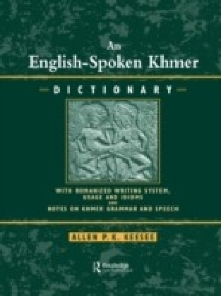 English-Spoken Khmer Dictionary