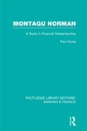 Montagu Norman (RLE Banking & Finance)
