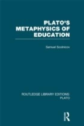 Plato's Metaphysics of Education