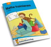 Mathe trainieren, 4. Klasse Cover