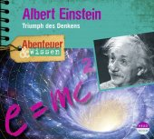 Albert Einstein, Audio-CD Cover