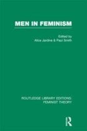 Men in Feminism (RLE Feminist Theory)