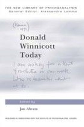 Donald Winnicott Today