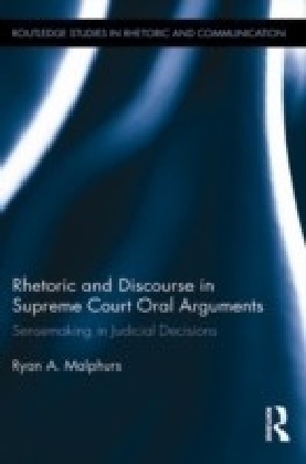 Rhetoric and Discourse in Supreme Court Oral Arguments