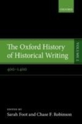 Oxford History of Historical Writing