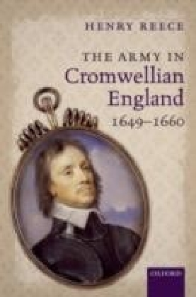 Army in Cromwellian England, 1649-1660