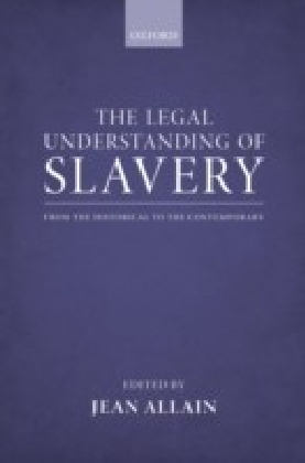 Legal Understanding of Slavery