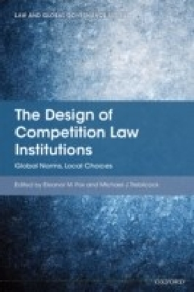 Design of Competition Law Institutions