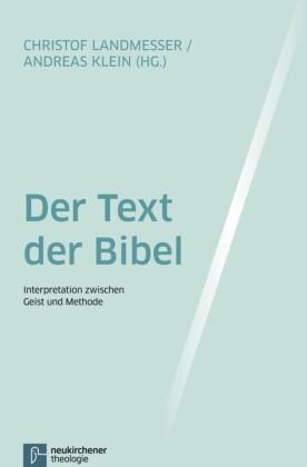 Der Text der Bibel