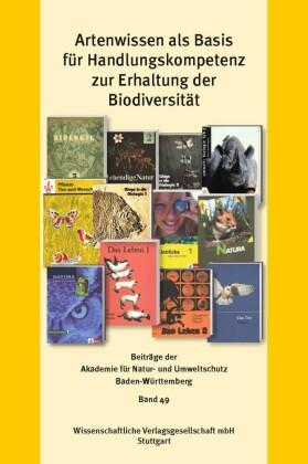Artenwissen als Basis für Handlungskompetenz zur Erhaltung der Biodiversität
