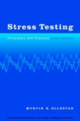 Stress Testing Principles and Practice 5/e