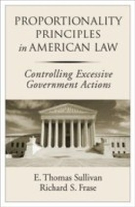 Proportionality Principles in American Law Controlling Excessive Government Actions