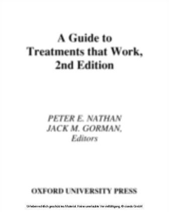 Guide To Treatments that Work
