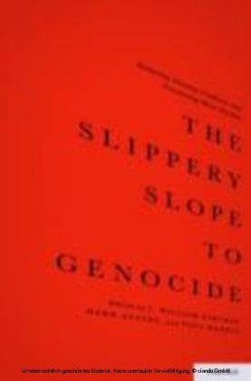 Slippery Slope to Genocide Reducing Identity Conflicts and Preventing Mass Murder