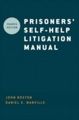 Prisoners' Self Help Litigation Manual 4/e