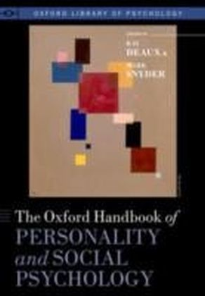 Oxford Handbook of Personality and Social Psychology