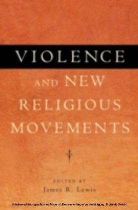 Violence and New Religious Movements