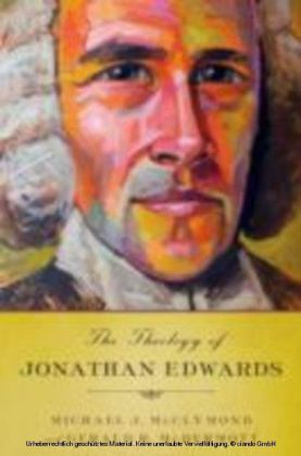 Theology of Jonathan Edwards