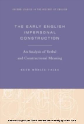 Early English Impersonal Construction