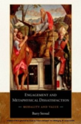 Engagement and Metaphysical Dissatisfaction Modality and Value