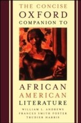 Concise Oxford Companion to African American Literature