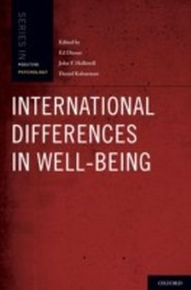 International Differences in Well-Being
