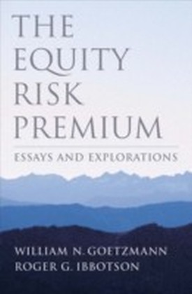 Equity Risk Premium:Essays and Explorations