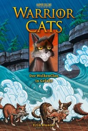 Warrior Cats, Der WolkenClan in Gefahr