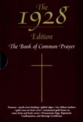 1928 Book of Common Prayer