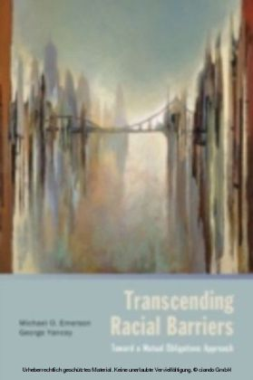 Transcending Racial Barriers Toward a Mutual Obligations Approach