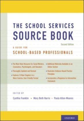 School Services Sourcebook, Second Edition