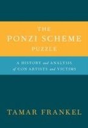 Ponzi Scheme Puzzle