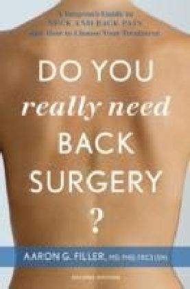 Do You Really Need Back Surgery?