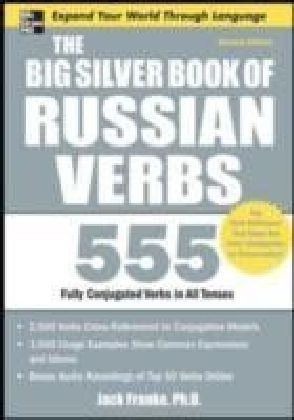 Big Silver Book of Russian Verbs, 2nd Edition