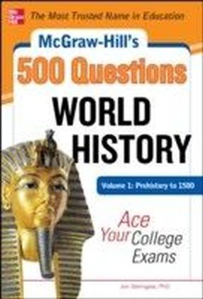 McGraw-Hill's 500 World History Questions, Volume 1