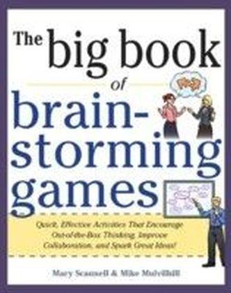 Big Book of Brainstorming Games