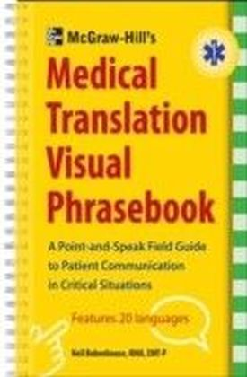 McGraw-Hill's Medical Translation Visual Phrasebook