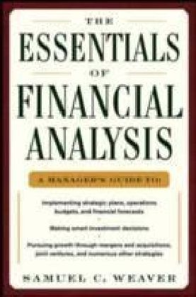 Essentials of Financial Analysis