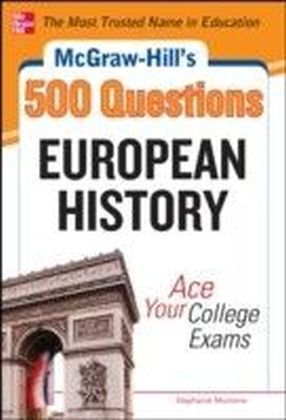 McGraw-Hill's 500 European History Questions