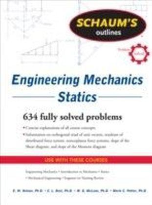 Schaum's Outline of Engineering Mechanics