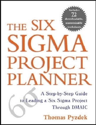 Six Sigma Project Planner