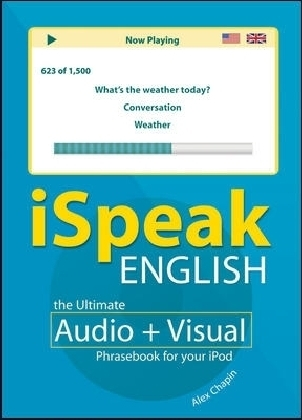 iSpeak English Phrasebook (MP3 CD+ Guide)