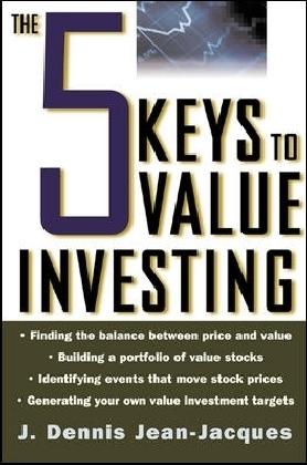 5 Keys to Value Investing